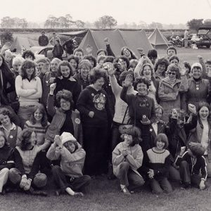 members at wima GB rally at Wolvey 1979