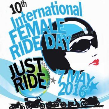 Female Ride Day