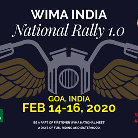 WIMA India National Rally