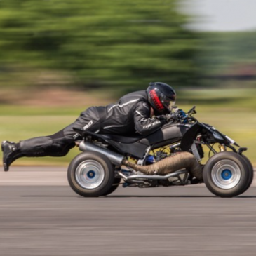 Fastest Electric Motorcycle